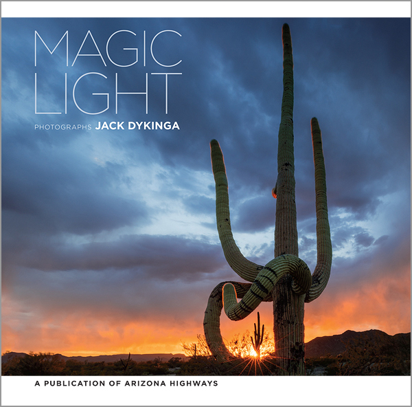 Magic Light: Photographs by Jack Dykinga