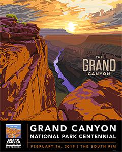 Grand Canyon Park Centennial