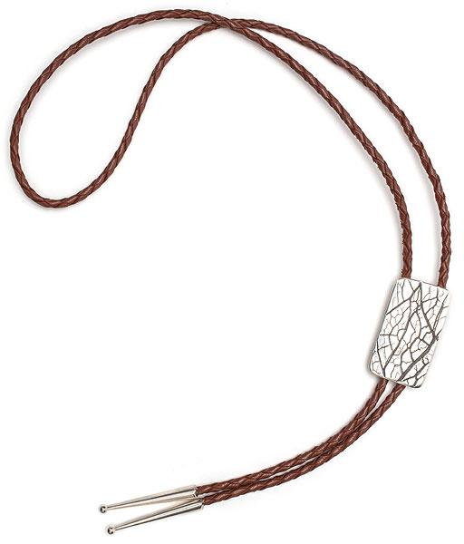 Desert Lace™  Sterling Silver Bolo Tie