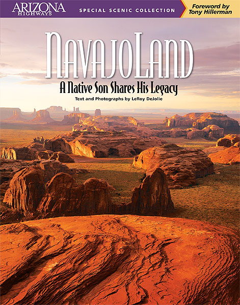 Navajoland: A Native Son Shares His Legacy