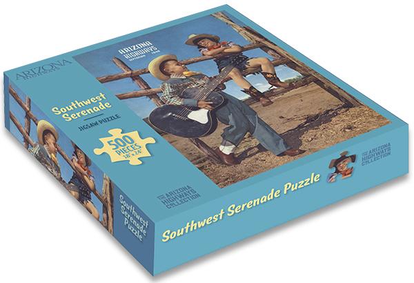 Southwest Serenade Puzzle