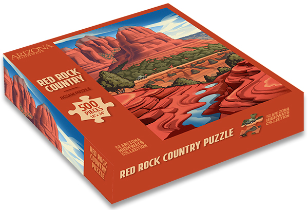 Red Rock Country Puzzle