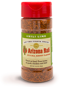 Arizona Chili Lime Rub