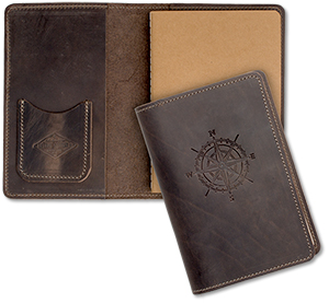 Stitched Leather Journal