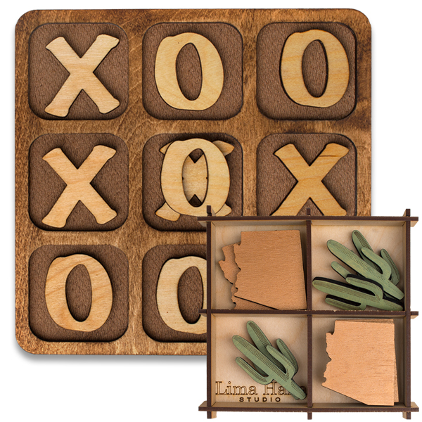 Tic-Tac-Toe Arizona