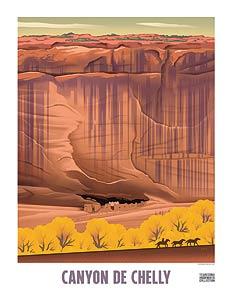October, Canyon de Chelly