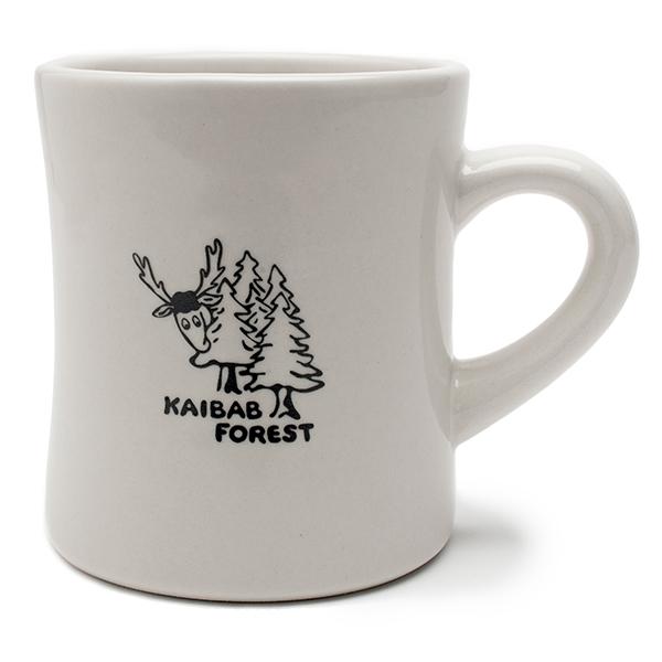George Avey Mug: Kaibab Forest