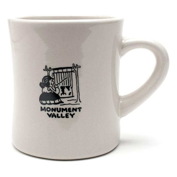 George Avey Mug: Monument Valley