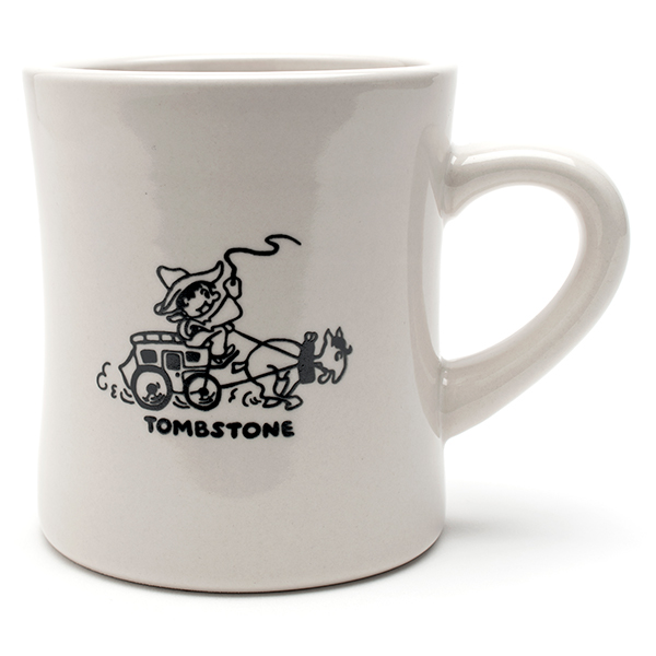 George Avey Mug: Tombstone