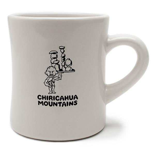 George Avey Mug: Chiricahua Mountains