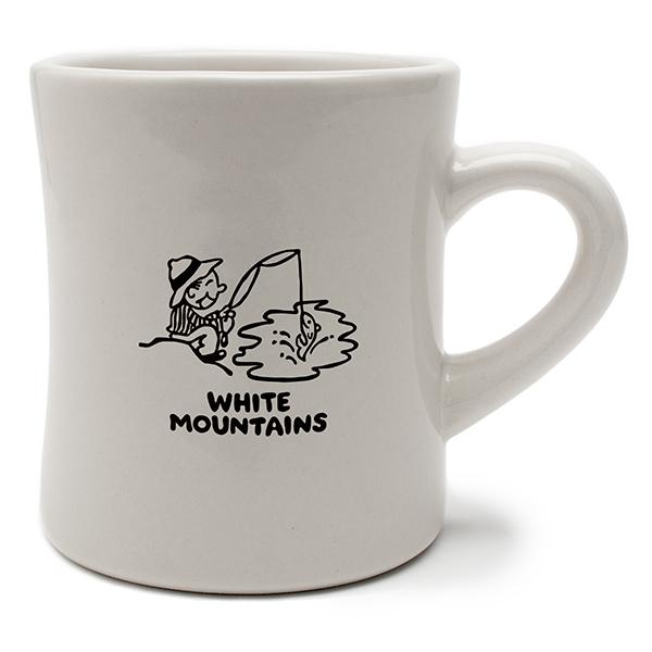 George Avey Mug: White Mountains