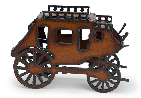 Stagecoach Keepsake Vehicle
