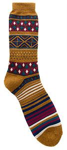 Men's Southwest Design Socks