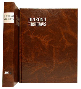 Arizona Highways 2014 Bound Volume