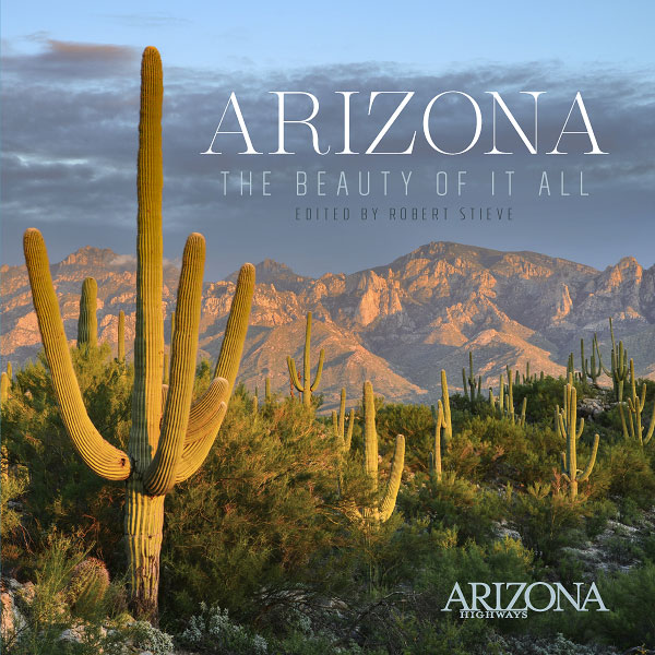 Arizona: The Beauty of it All (2nd Edition) NEW