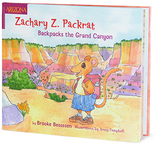 Zachary Z. Packrat Backpacks the Grand Canyon